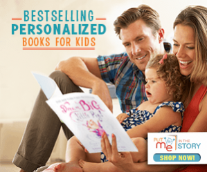 Put Me In A Story Best Selling Personalized Books for Kids