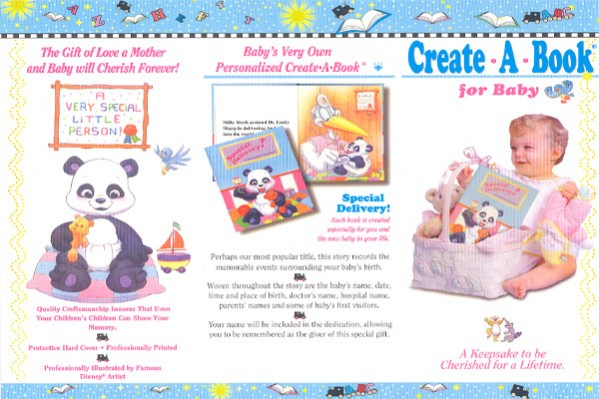 Books About Me Personalized children's baby books - Stories with a spotlight