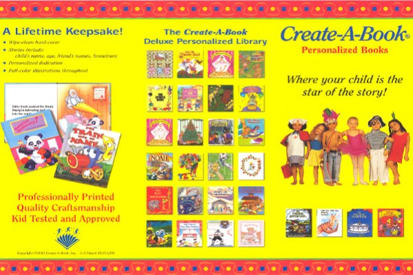 Books About Me Personalized children's gifts for boys - Stories with a spotlight