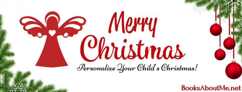 Merry Christmas Personalize Your Childs Christmas Books About Me