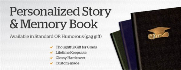 Personalized Story and Memory Book Grown Up Gifts Fun for Adults