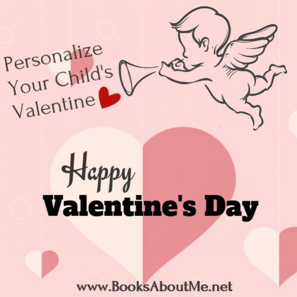 Personalize Your Child's Valentine's Day